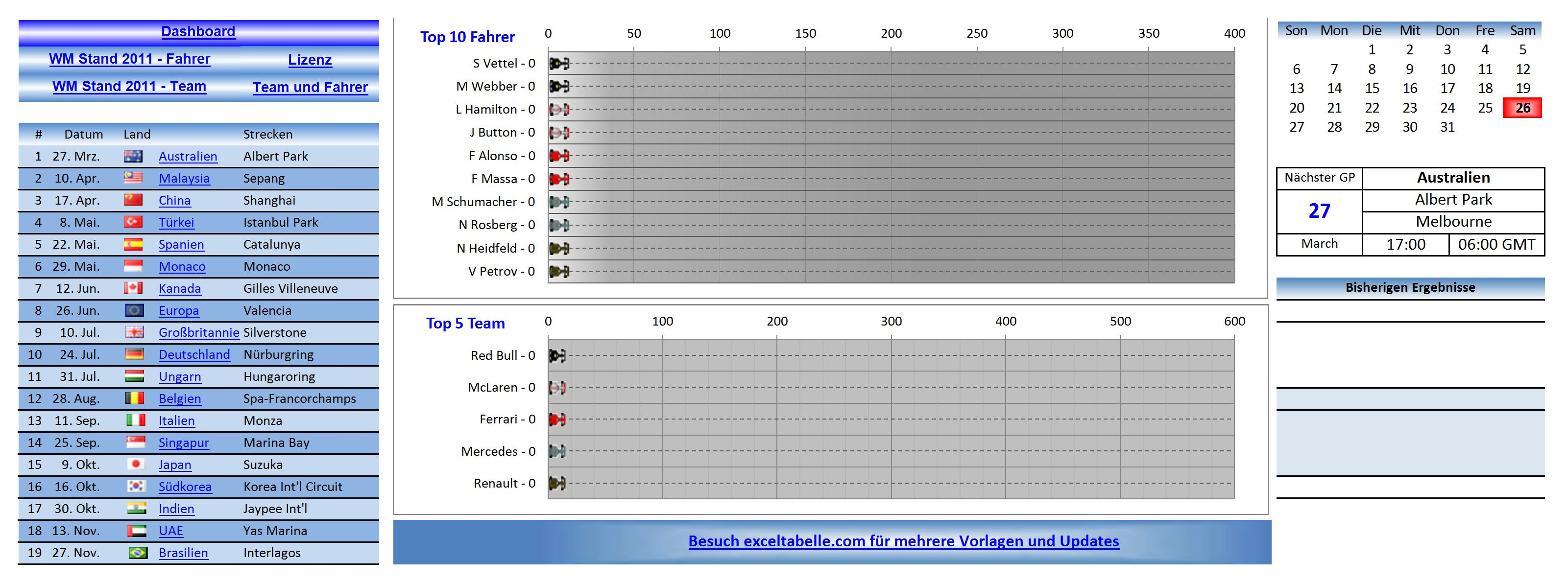 Formel-1-2011-Kalender