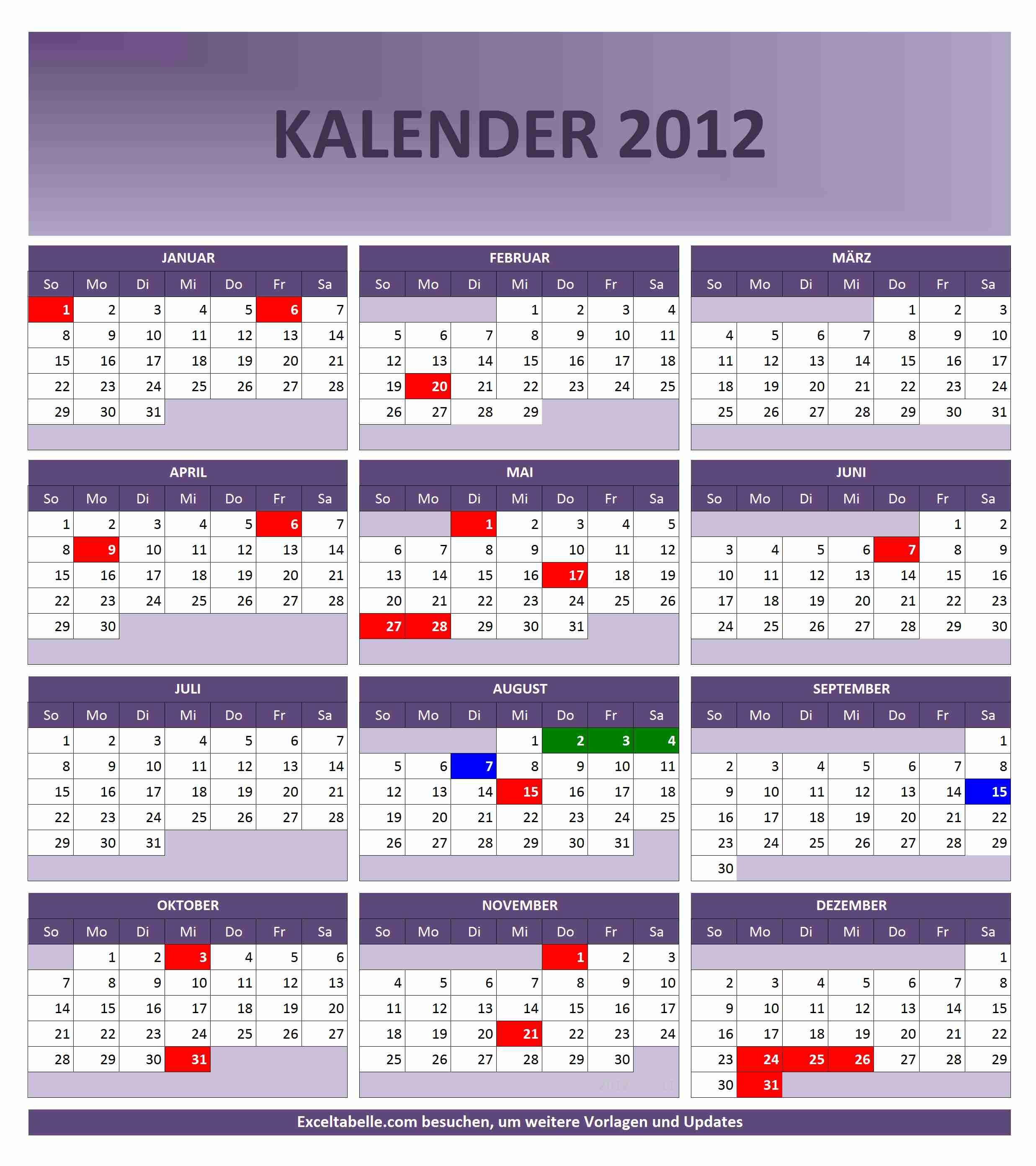 Kalender-2012